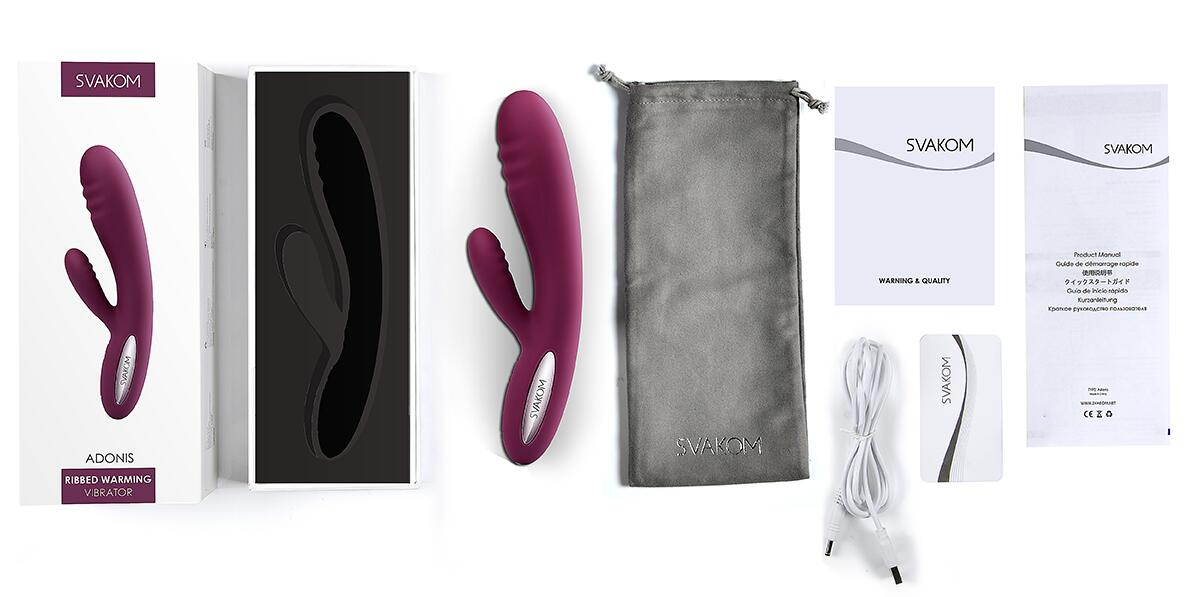 adonis Ultra Soft Vibrator For Women