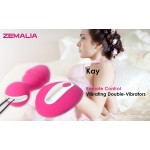 Warming Vibrators Wireless Remote Control Waterproof Bullet Egg Vibes with Vibrating Controller G-Spot Massager Sex Toys for Women or Couples