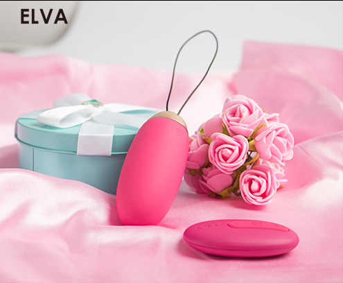elva G-spot & Clitoral Stimulator For Women